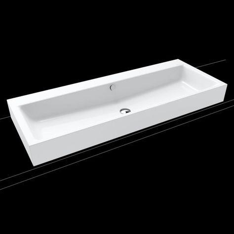 Kaldewei Puro Aufsatzwaschtisch Ohne Hahnloch Badezimmer