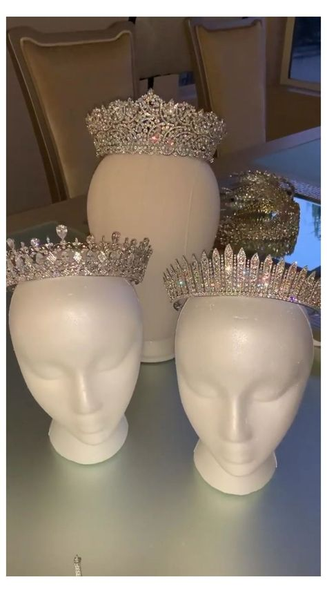 Bride Tiara, Headpiece Wedding, Bridal Headpieces, Bride Accessories, Wedding Hair Accessories, Wedding Jewelry, Princess Bridal, Princess Crowns, Princess Party