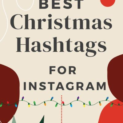 Christmas Instagram Hashtags in 2020 | Christmas markets europe