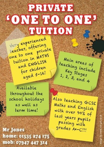 Tuition Classes Advertisement Templates
