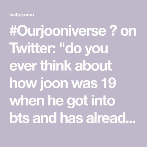 #Ourjooniverse 🐨 on