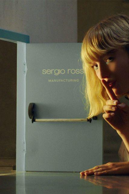 In esclusiva il nuovo video di Sergio Rossi | Sergio rossi ...