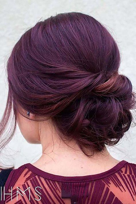 33 Hottest Bridesmaids Hairstyles For Short Long Hair Bridesmaid