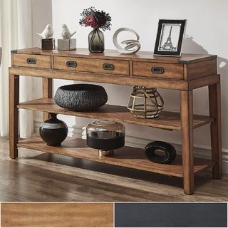 72 Inch Console Table At Overstock Wood Console Table Wood