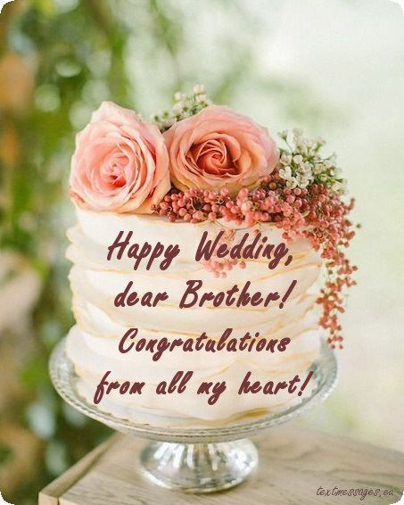 Wedding Wishes For Brot Her Ffffc Wishes For Brother