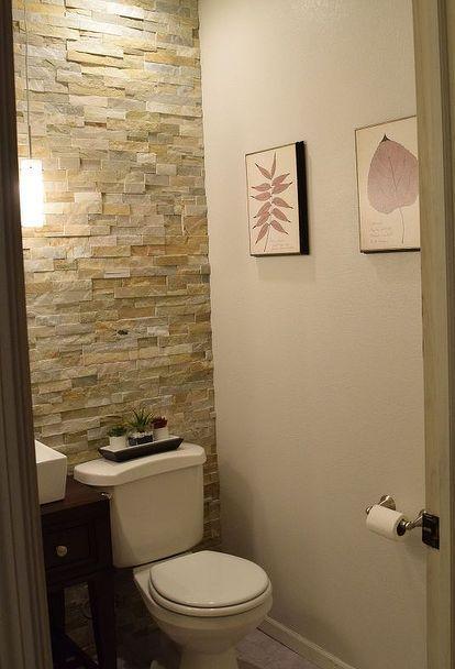 Half Bath Renovation Bathroom Ideas Diy Home Improvement Half Bath Remodel Bath Renovation Small Half Bathrooms