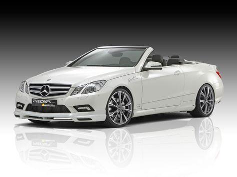 PIECHA Design - Mercedes-Benz  E-class A/C 207 Coupé/Convertible