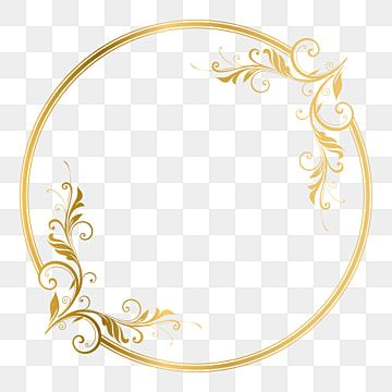 Golden Frame Png Vector Psd And Clipart With Transparent Background For Free Download Pngtree In 2021 Ornament Frame Vector Illustration Frame Clipart