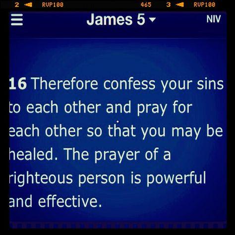 James 5:16 #bible #scripture #bibleverse