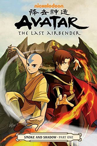 Download Pdf Avatar The Last Airbender Smoke And Shadow Part One