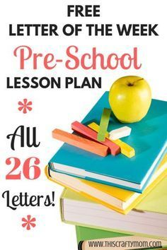 of the Week Lesson Plans! - This Crafty Mom, . Free Letter of the Week Lesson Plans! - This Crafty Mom, Free Letter of the Week Lesson Plans! - This Crafty Mom, 85 Best Teaching Colors images in 2019 Homeschool Preschool Curriculum, Kindergarten Lesson Plans, Preschool Learning Activities, Preschool Lessons, Free Preschool, Curriculum Planning, Homeschooling, Lesson Planning, Toddler Activities