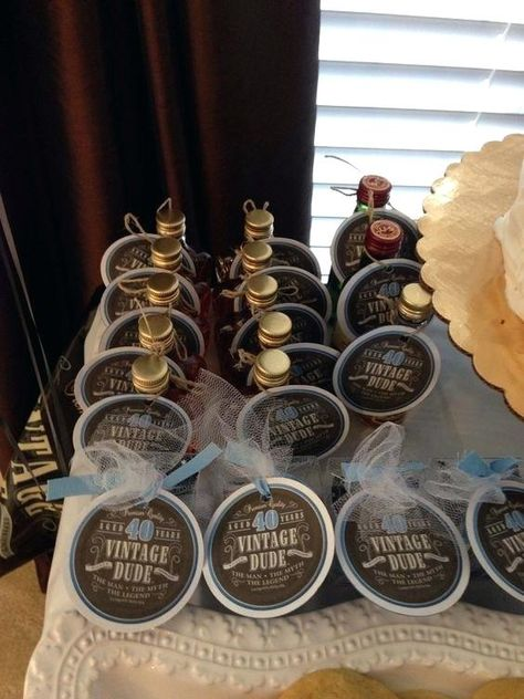 Male 40th Birthday Party Ideas For Men Centerpiece – Snuggletees