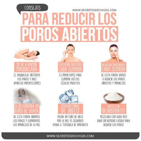 10 Ideas De Para Los Poros Abiertos Consejos Para La Piel Tratamientos De Belleza Consejos De Belleza Caseros