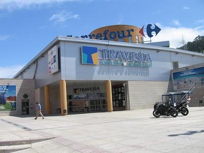 Centro Comercial Travesía Fotos Fotografia Mejores Fotos
