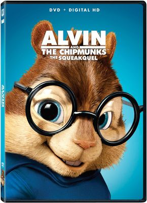Alvin And The Chipmunks The Squeakquel Family Icons Dvd Funny