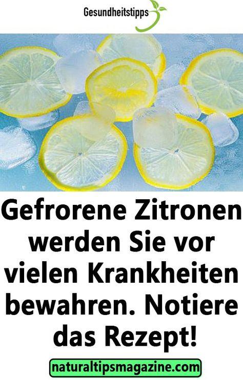 Wie man Zitrone und Petersilie zubereitet, um Gewicht zu verlieren