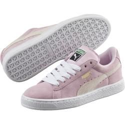 Puma Sneaker Suede Jr 355110 02 Altrosa Pumapuma Puma Wildleder Puma Sneaker Und Kinder Sneaker