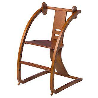 Toshimitsu Sasaki Made In Japan Japanese Kids Chair Highchair