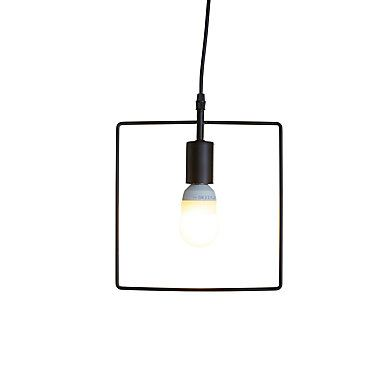 Suspension Cube Noir But Luminaire Suspension Design Industriel Deco Luminaire Suspension Eclairage Interieur
