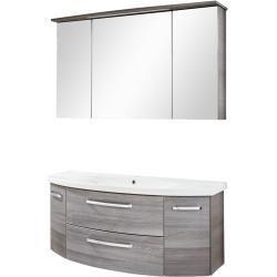 Badezimmermobel Schrank Badschrank Schmal 25 Cm Spiegelschrank
