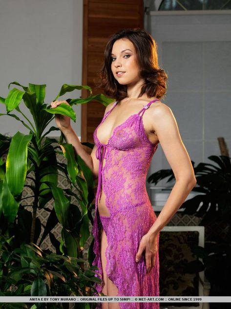 Anita E - Nude Model - Metart.com