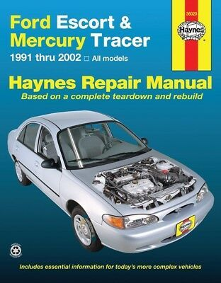 Advertisement Ebay Repair Manual Ls Haynes 36020 Chrysler Lhs Repair Manuals Mercury Tracer