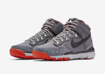 Nike SB x Poler Dunk High OMS Shoes