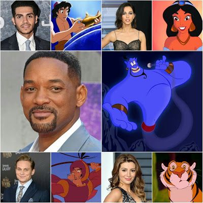 Septimo Arte Cine Y Teatro Todo Completamente Todo Sobre Aladdin Aladdin Aladdin Y Jasmin Guy Ritchie