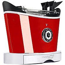 Bugatti Volo 2 Slice Toaster at John Lewis & Partners