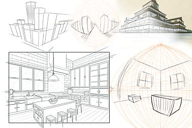 How To Draw Perspective And Backgrounds On Cubebrush Co Perspective Drawing Drawings Background