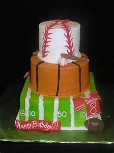 sports cakes pictures - Bing Images