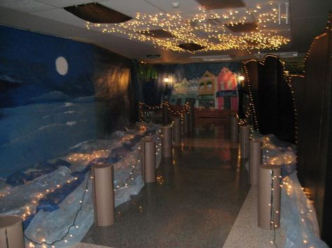 starry night prom decorations - Google Search