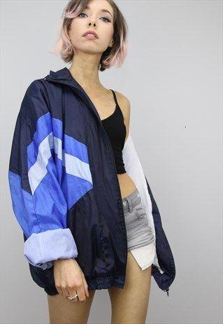 garment image | Stuff to buy in 2019 | Windbreaker outfit
