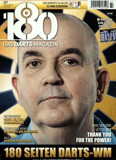 Aktuelle Ausgabe aktuelle ausgabe 180 das darts magazin als einzelheft bestellen