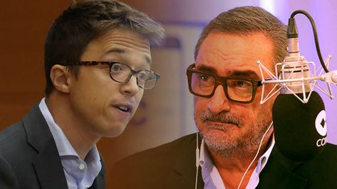 Así retrata Herrera a Errejón tras sus ataques a Díaz Ayuso