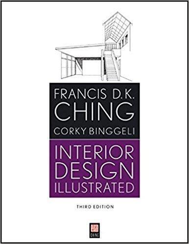 Interior Design Illustrated 3rd Edition Pdf Version Architecture Books Design Construction Drawings