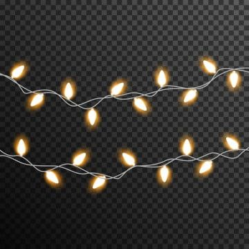 Garland Light Bulp Decoration Vector Transparent Xmas Bulp Light Png And Vector With Transparent Background For Free Download Light Garland Simple Lighting Photoshop Tutorial Photo Editing