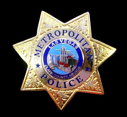 Las Vegas High Rollers Pin Badge