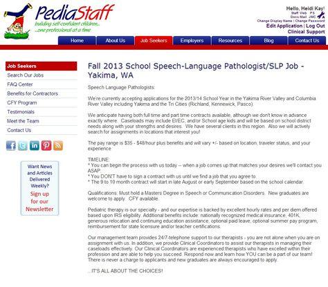 Part Time Cnt School Occupational Therapist Assistant Cota Job