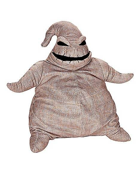 Oogie Boogie Plush Doll The Nightmare Before Christmas Spirithalloween Com Nightmare Before Christmas Plush Dolls Nightmare Before Christmas Movie