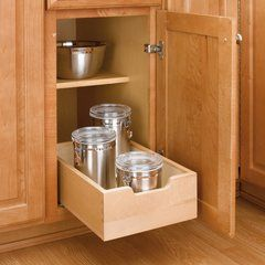 Rev A Shelf Cutlery Drawer For 24 Inch Cabinets With Utensils 4wtud 24 Sc 1 Kitchen Base Cabinets Rev A Shelf Diy Drawers