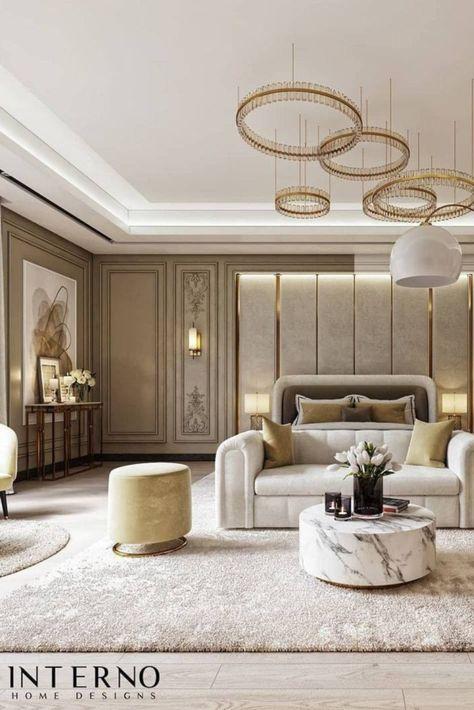 Stunning Modern Classic Bedroom