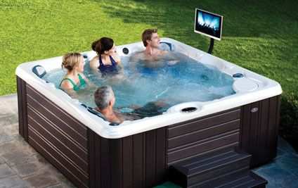 How Much Is A Hot Tub Going To Cost To Operate Hot Tub Tub Types Of Insulation