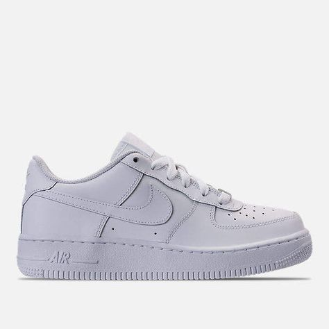 9bbad90f00d5 Kids  Grade School Nike Air Force 1 Low Casual Shoes en 2018 ...