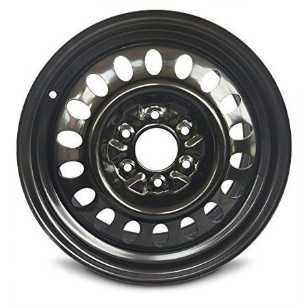 Auto Tires Black Steel Wheels Chevrolet Trailblazer Steel Rims