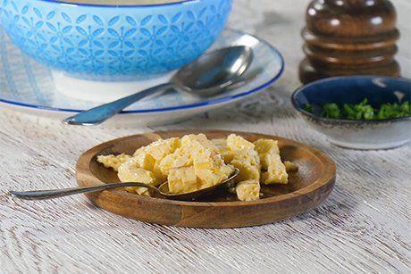 Eierstich Selber Machen Rezept In 2020 Eierstich Eierstich Selber Machen Und Suppeneinlagen