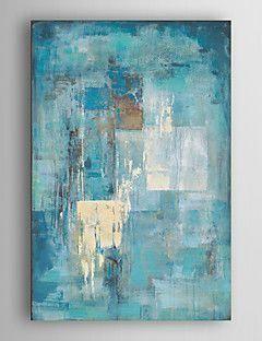 handgemaltes olgemalde abstrakte indigo wand mit gestreckten rahmen 7 wandkunst in 2020 abstract canvas art painting modern moderne japanische kunst hirsch gemälde