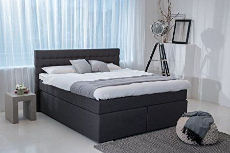 Betten Jumbo King Boxspringbett 180x200 Cm Mit Luxus 7 Zonen