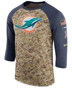 Nike Men's Miami Dolphins Salute To