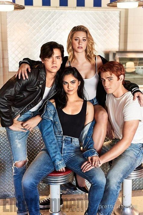 Riverdale - Season 2 Photoshoot